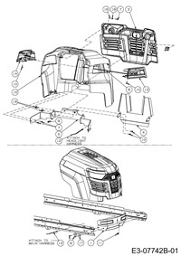 Wiring Diagram For Cub Cadet Gtx 2100 Cub Cadet 1641