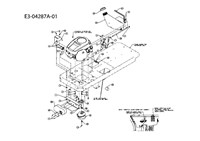 Wiring Diagram For Rzt Cub Cadet 42 Cub Cadet Mower Parts